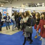 Studenti in visita - Roma Maker Faire - foto Simone Luchetti