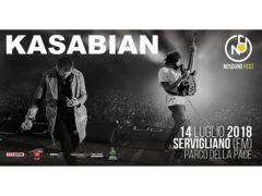Kasabian in concerto a Servigliano