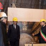 Paolo Gentiloni in visita a Fermo