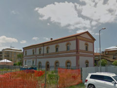 Vecchia stazione ferroviaria di Porto San Giorgio