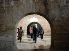Turisti a Fermo per Pasqua 2018