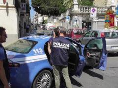 Arresto della Polizia di Fermo