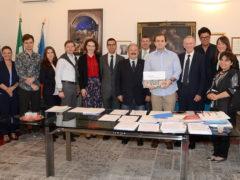 Delegazione Russa e Urbino