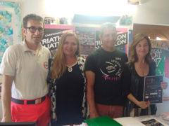 Presentazione Campionati di Triathlon di Porto Sant'Elpidio