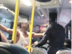 Aggressione sul bus a Serra de' Conti