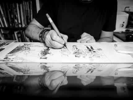 Fumetti, calendari