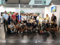 Orientamarche al meeting di Rimini 2018