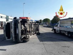 Incidente a Civitanova