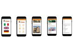 InfoPoint - applicazione per smartphone