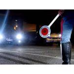 Controlli notturni della Polizia Stradale