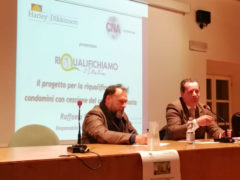 """Presentazione del progetto """"Riqualifichiamo l'Italia"""""""