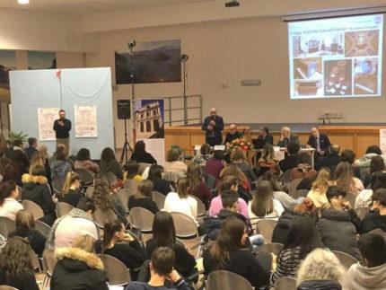 """Antonio Mastrovincenzo al convegno promosso dall'""""Accademia Georgica"""" di Treia"""