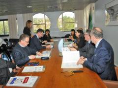Firma del Protocollo d'Intesa per la prevenzione della corruzione