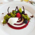 Campionati della Cucina Italiana: Dessert proposto dal Team Cuochi Marche