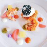 Campionati della Cucina Italiana: Starter proposto dal Team Cuochi Marche