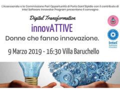 Convegno a Porto Sant'Elpidio: Donne che fanno innovazione