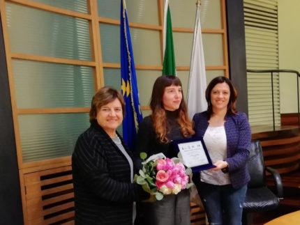 "Premio ""Valeria Solesin"" a Perla Sardella"