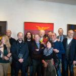 Inaugurata a Matera la mostra delle opere dell'associazione ex allievi Liceo Preziotti di Fermo