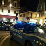 Polizia in piazza Ugo Bassi