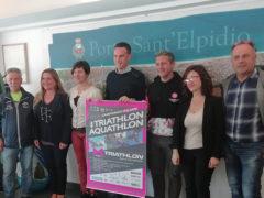 Campionati italiani di triathlon a Porto Sant'Elpidio