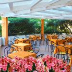 Veranda del Turistica, hotel di Senigallia