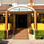Ingresso Hotel Turistica di Senigallia