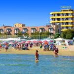 Hotel Turistica di Senigallia, a un passo dal mare