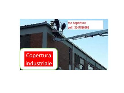 MC Coperture: manutenzione copertura industriale