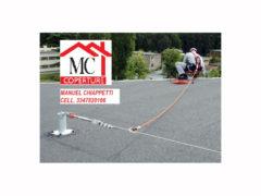 MC Coperture - Installazione linee vita