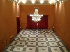 Sala dei Ritratti a Palazzo dei Priori - Fermo