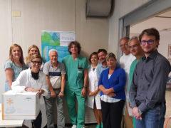 Progetto donazione vena safena presso ospedale Murri di Fermo
