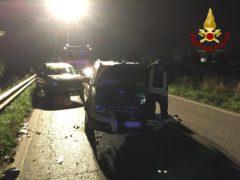Incidente stradale a Osimo