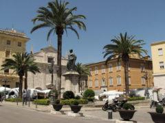 Ascoli Piceno, piazza Roma