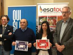 Presentazione Europei Ginnastica Pesaro