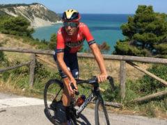 5 nuovi spot sulle Marche con Vincenzo Nibali