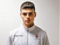 Il giovane Mattia Perini, travolto da un treno a Loreto