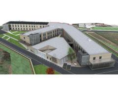 Progetto nuovo ospedale di Amandola