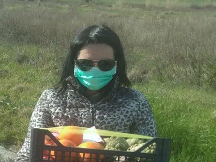 Consegna cibo in epoca di Coronavirus