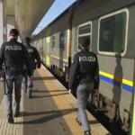 Controlli della Polizia Ferroviaria ad Ancona
