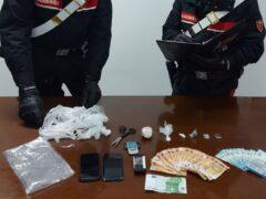 Arresto per spaccio a Porto Recanati