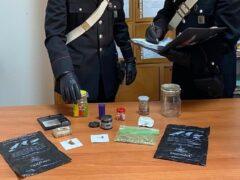 Arresto per spaccio di droga a Castelfidardo
