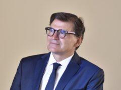 Dino Latini, Presidente del Consiglio Regione Marche