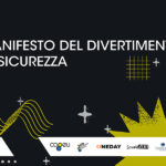 Manifesto divertimento in sicurezza