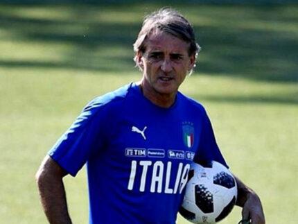 Roberto Mancini, nuovo testimonial Regione Marche
