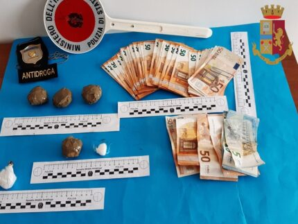 Arresti per spaccio ad Ancona