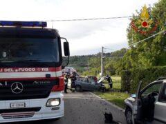 Incidente stradale a Recanati