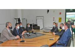 La Regione Marche incontra i vertici dell'azienda Elica