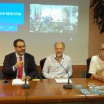 Moreno Cedroni e Giobbe Covatta