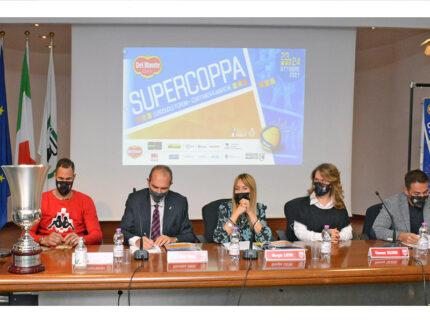 Del Monte ® Supercoppa Presentata ad Ancona la Final Four